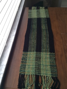 First Ever Weaving Poject